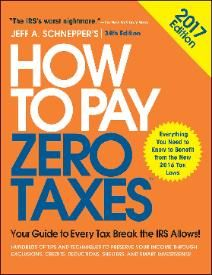 How to pay zero taxes: http://happypreppers.com/tax-refund.html