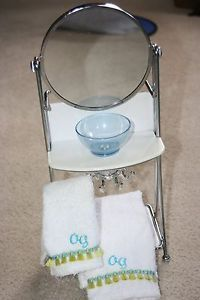 American Girl Retired Mirror Vanity