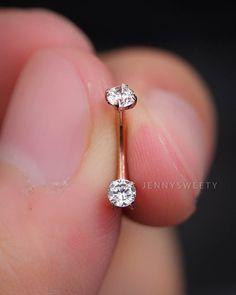 daith piercing rook piercing snug piercing helix by JennySweety