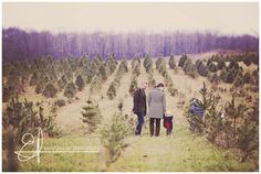 Emily Piraino Photography » blog  One of my favorite sessions to date.  Heritage Farms was an amazing place to photograph family photography christmas trees