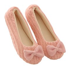 women sandals 2016 Ladies Home Floor Soft Indoor Slippers Outsole Cotton Bowknot Female Cashmere Warm Yoga Shoes zapatos mujer