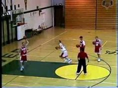Marist Lay Ups - Basketball Shooting Drill - YouTube