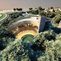 Luxury Resort Proposal / Make Architects Courtesy of Make Architects