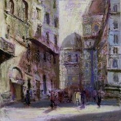 Русский художник Андрей Аранышев