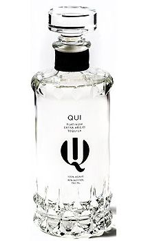 Qui Tequila - smooth, aged, and none of the burn. Great to sip with ice or mix with citrus. Always have one of these ice cold for a party. Tequila Bottles, Alcohol Bottles, Liquor Bottles, Perfume Bottles, Tequila Rosa, Plum Gin, Distilled Beverage, Mexican Beer, Glass Packaging