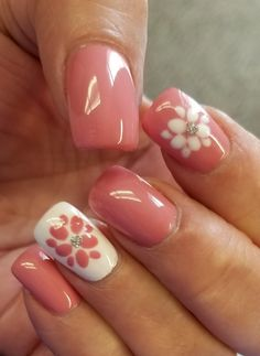 Spring time nails
