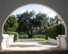 luxury horse barns with courtyard - Bing Images