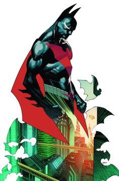 Batman Beyond Comic Issue 35 Cover B Variant Stevens First Print 2019 Jurgens DC Batman Comic Art, Joker Batman, Batman And Superman, Batman Robin, Funny Batman, Batman Arkham, Batman Beyond Suit, Batman Beyond Terry, Dc Comics Art