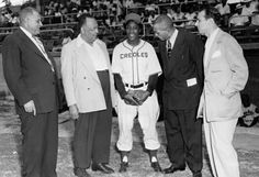 """Marcenia """"Toni Stone"""" Lyle Alberga (1931-1996)    1953: Became the first woman to play professional baseball  Unable to play with the All American Girls Baseball League because of its """"whites only"""" status, Stone joined the all-male Negro League. When she signed on to play second base with the Indianapolis Clowns, she became the first woman to play professional baseball. She appeared in 50 games in 1953 and hit a respectable .243."""