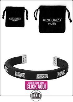 King Baby   Plata de ley (925/1000)  plata  ✿ Joyas para hombres especiales - lujo ✿ ▬► Ver oferta: https://comprar.io/goto/B01KHYY07C