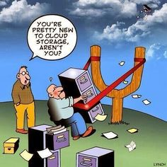 Some #cloud humour