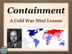 Containment as u s policy during cold