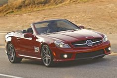 2012 Mercedes-Benz SL63 AMG | Regal blend of performance and comfort #newcar