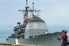 Welcome home USS Monterey!