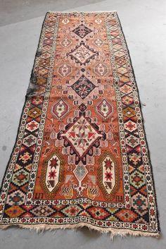 L4o38  Läufer/ Galerie/ Teppich, Maße: 300x100 Cm