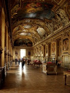 FRANCE...... Paris Louvre Museum.