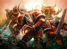 Warhammer 40000,warhammer40000, warhammer40k, warhammer 40k, ваха, сорокотысячник,фэндомы,khorne,Chaos (Wh 40000),World Eaters