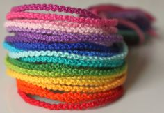 Single+Color+Friendship+Bracelet+by+MissyMaeDesigns+on+Etsy,+$1.75/ Friendship Bracelet Party Favors