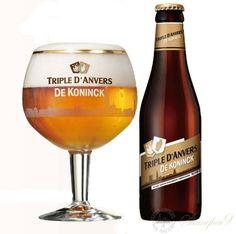 Triple d'Anvers beer - Vol. All Beer, Best Beer, Beer 101, Wine And Liquor, Wine And Beer, Beers Of The World, Belgian Beer, Beer Brands, Beer Packaging