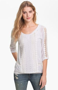 bailey lace top