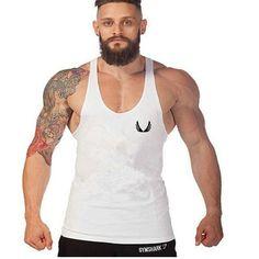 Men's Fitness Revolution & Superman Gym Tank Top