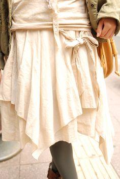 Mori-gal skirt
