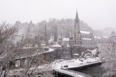 Lourdes, France:)
