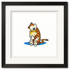 Let's be honest, we all could use more Calvin and Hobbes in our lives