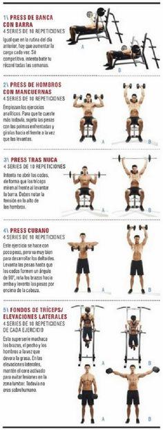 3. EL ENTRENAMIENTO DE LOBEZNO | Aptitud Fitness