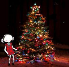 Annelinde Tempelman / Bij de kerstboom