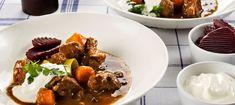 Stew, Slow Cooker, Meat, Cooking, Koti, Mondays, Drinks, Kitchen, Drinking