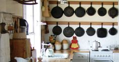 I love the vintage look of my kitchen.   Seems to be right out of a 1930s, doesn't it?   When friends and visitors walk into this kitche...