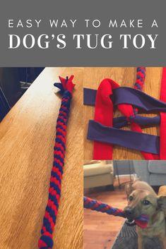Homemade Dog Toys, Diy Dog Toys, Pet Dogs, Dog Cat, Doggies, Dog Enrichment, Dog Information, Animal Projects, Training Your Dog