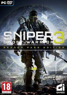 Sniper Ghost Warrior 3  Season Pass Edition - Imp. (AT)  PC (5907813591907)