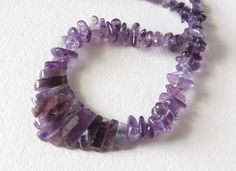 Jewelry Necklace Lovely Royal Purple Anethyst by Smokeylady54, $70.00