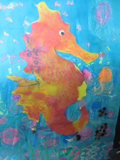 Sea Creatures- Prep
