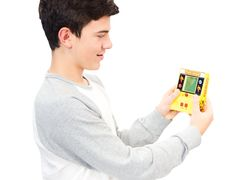 Basic Fun Arcade Classics  PacMan Retro Mini Arcade Game -- Check out the image by visiting the link. (Note:Amazon affiliate link) Retro Arcade Games, Mini Arcade, Kids Gadgets, Note, Amazon, Link, Classic, Check, Image