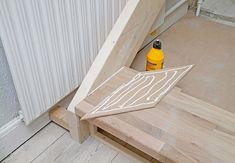 Sådan bygger du nemt en gør-del-selv-trappe   idényt Dyi