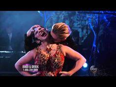 Bindi Irwin & Derek Hough - Argentine tango - YouTube