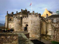 Шотландия:Замок Стерлинг. Ч.2 Интерьеры + репортаж с переодеванием. Комментарии : LiveInternet - Российский Сервис Онлайн-Дневников