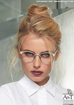 White Blouses, Sexy Blouse, Girls Wear, Mistress, Button Up, Bow, Women's Fashion, Glasses, Lady