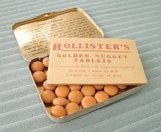 A chemical analysis of early 1900s medicines like Hollister's Golden Nugget Tablets revealed vitamins and calcium, but also toxic compounds like mercury and lead. Image via Henry Ford Museum.