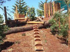 Peter Moyes Anglican Community School November 2013 #naturalplaygrounds  #natureplaysolutions #naturalplayspace