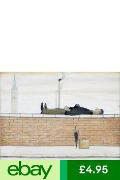 Lovely LS Lowry Art Prints Home, Furniture U0026 DIY