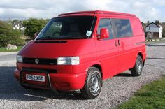 Show me your off road inspired vans - Page 15 - VW T4 Forum - VW T5 Forum