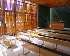 Gallery of Porciúncula de la Milagrosa Chapel / Daniel Bonilla Arquitectos - 18