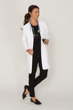 How to Dress Professionally as a Young Female Doctor