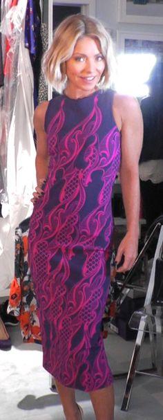 3 4 length long dresses kelly ripa