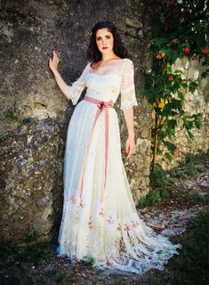 Image shots Wedding Dresses | Lena Hoschek Presseserver