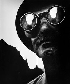 W. Eugene Smith - Steelworker. 1955. Pittsburgh. pinterest.com/source/magnumphotos.com/